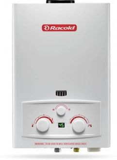 Racold Gas6 - LPG LED 6L Gas Water Geyser Price in India