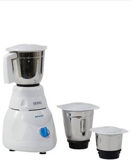 Usha Smash  500W Mixer Grinder (3 Jar) Price in India