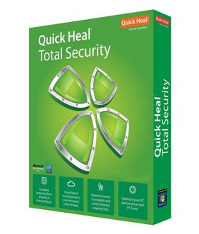 Quick Heal Total Security 2017 1 PC 3 Year Antivirus Price in India