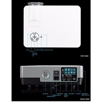 Play Android P1 3000 lm LED Projector Price in India