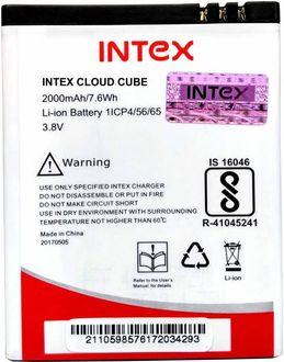 Intex 2000mAh Battery (For Intex Cloud Cube) Price in India