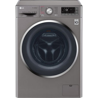 LG 10.5 Kg Fully Automatic Washing Machine (F4J8JSP2S) Price in India