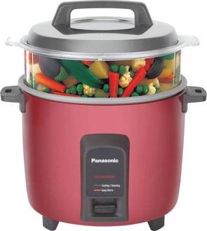 Panasonic SR-Y22FHSPMB 5.4L Electric Rice Cooker Price in India