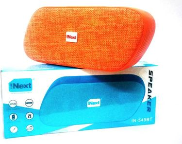 Inext IN-549BT Portable Bluetooth Speaker Price in India
