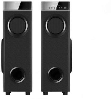 Philips IN-SPA9060B/94 2.0 Channel Multimedia Speakers Price in India