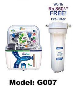 Aquafresh G007 RO UV UF TDS Water Purifier Price in India