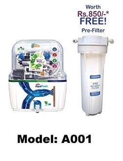Aquafresh A001 RO UV UF TDS Water Purifier Price in India