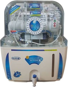 Ruby 12L RO UV Water Purifier Price in India