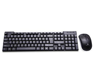 Zebronics Judwaa 543 Multimedia USB Keyboard & Mouse Combo Price in India
