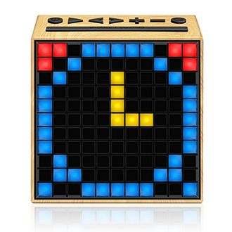 Divoom Timebox Portable Bluetooth Speaker Price in India