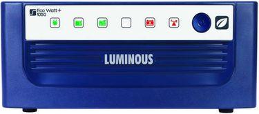 Luminous Eco Watt Plus 1050 Square Wave Inverter Price in India