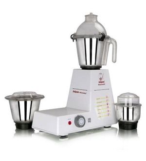 Jaipan Pride 750W Mixer Grinder (3 Jars) Price in India