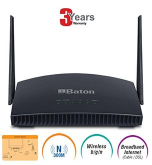 iball WRB-303N Router Price in India