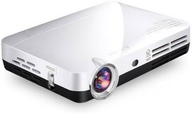 Play PP071 6000lm DLP Corded Portable Projector Price in India