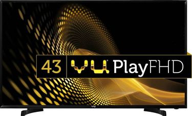 Vu 43S6575 Rev PL 43 Inch Full HD LED TV Price in India