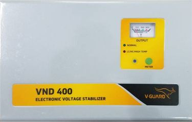 V-Guard VND-400 Voltage Stabilizer Price in India