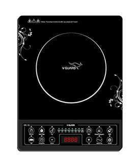 V-Guard VIC-15 2000W Induction Cooktop Price in India