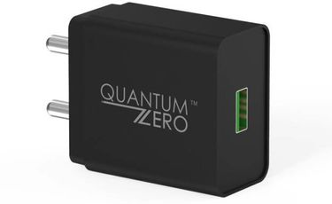 QuantumZero QZ-WC20 2.4A Wall Charger Price in India