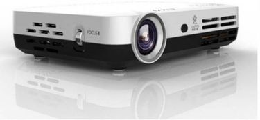 Play PP072 6000lm DLP Corded Portable Projector Price in India