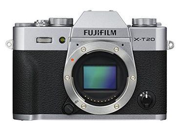 Fujifilm X-T20 Mirrorless Camera (Body Only) Price in India
