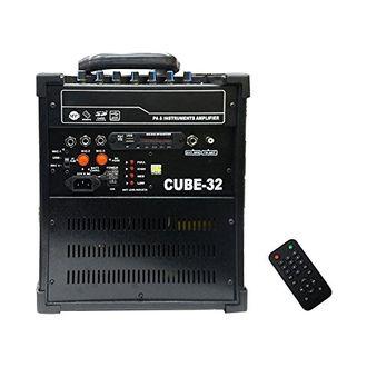 TECHWICH Cube 32 Multimedia Speaker System Price in India