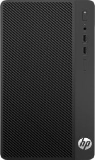 HP 280 G3 (Intel i5 7Th Gen,4GB,500GB,DOS) Microtower Desktop Price in India