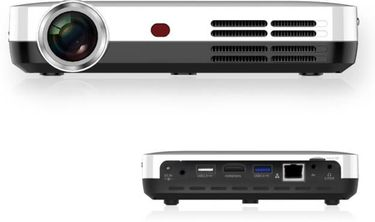 Play PP070 6000 Lumens LED Projector Price in India