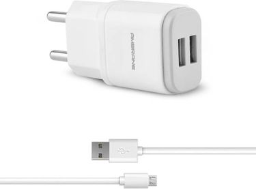 Ambrane AWC-22 2.1A Dual USB Wall Charger Price in India