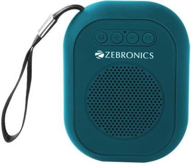 Zebronics ZEB-SAGA Portable Bluetooth Speaker Price in India