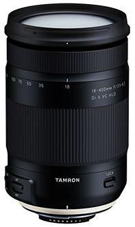 Tamron 18-400mm F/3.5-6.3 Di II VC HLD Lens (For Nikon DSLR) Price in India