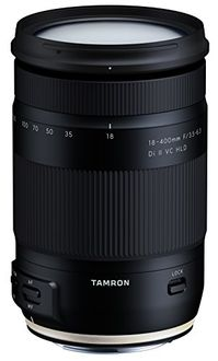 Tamron 18-400mm F/3.5-6.3 Di II VC HLD Lens (For Canon DSLR) Price in India