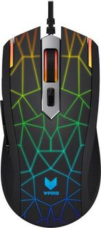 Rapoo V26S Wired Optical Gaming Mouse Price in India
