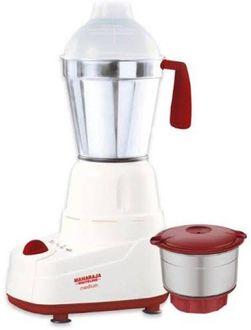 Maharaja Whiteline MX-139 350W Mixer Grinder (2 Jars) Price in India