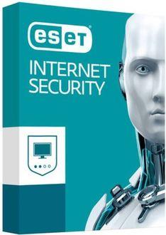 Eset Internet Security 2017 10PC 1 Year Antivirus Price in India