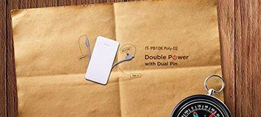 Intex IT-PB10K POLY 02 10000mAh Power Bank Price in India