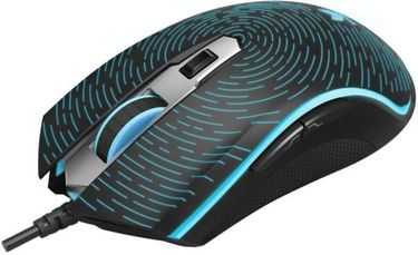 Rapoo V12 Wired Gaming Optical Mouse Price in India