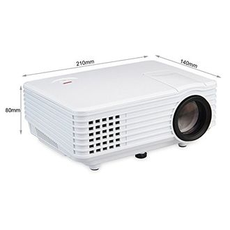 Play PP052 2000lm Portable Projector Price in India