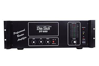 Dee Tech DT-850 850W DJ Booster Amplifier Price in India