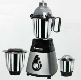 Sumeet Traditional Ranger 550W Mixer Grinder (3 Jars) Price in India