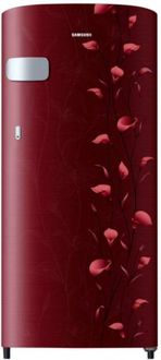 Samsung RR19N1Y12RZ/HL 192 L 2 Star Single Door Refrigerator (Tender Lily) Price in India
