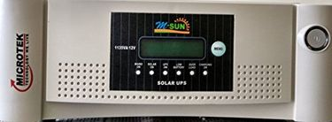 Microtek M-SUN 1135VA 12V Digital Solar UPS Price in India