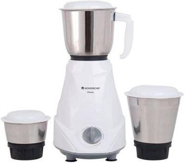 Wonderchef Prime 500W Mixer Grinder (3 Jars) Price in India