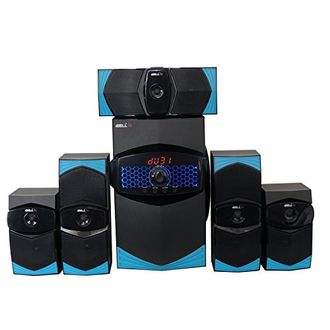 ibell IBL 2037 DLX 5.1 Channel Multimedia Speaker Price in India