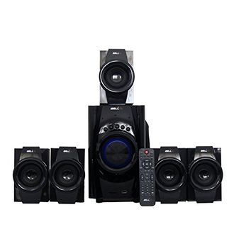 ibell IBL 2045 DLX 5.1 Channel Multimedia Speaker Price in India