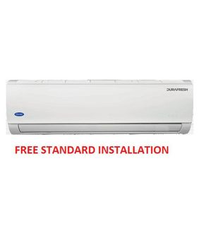 Carrier 18K Durafresh 1.5 Ton 3 Star Invertor Split Air Conditioner Price in India