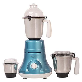 Wonderchef Premium 750W Mixer Grinder (3 Jars) Price in India