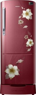 Samsung RR22N383ZR2/HL 212 L 3 Star Inverter Single Door Refrigerator (Star Flower) Price in India