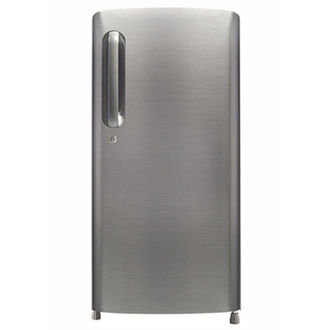 LG GL-B201APZY 190 L 5 Star Inverter Direct Cool Single Door Refrigerator (Shiny Steel) Price in India