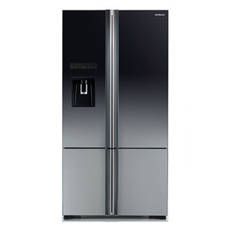 Hitachi R-WB730PND6X-XGR 647 L Inverter Frost Free Side By Side Door Refrigerator Price in India