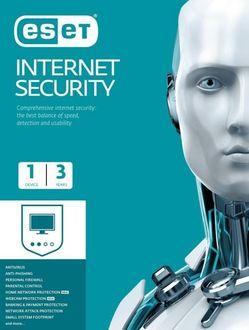 Eset Internet Securtiy 1 PC 3 Year Antivirus Price in India